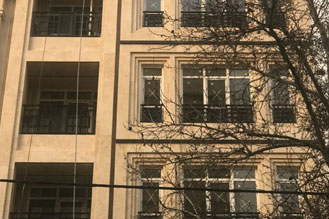 پنجره دوجداره میدان شریفی