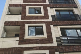 پنجره دو جداره یکرو لمینت خیابان ثانی