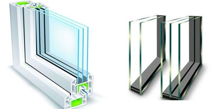 شیشه چند جداره