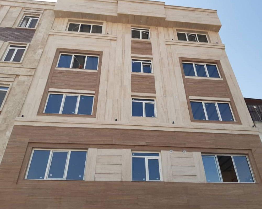 پنجره دوجداره مسعودیه