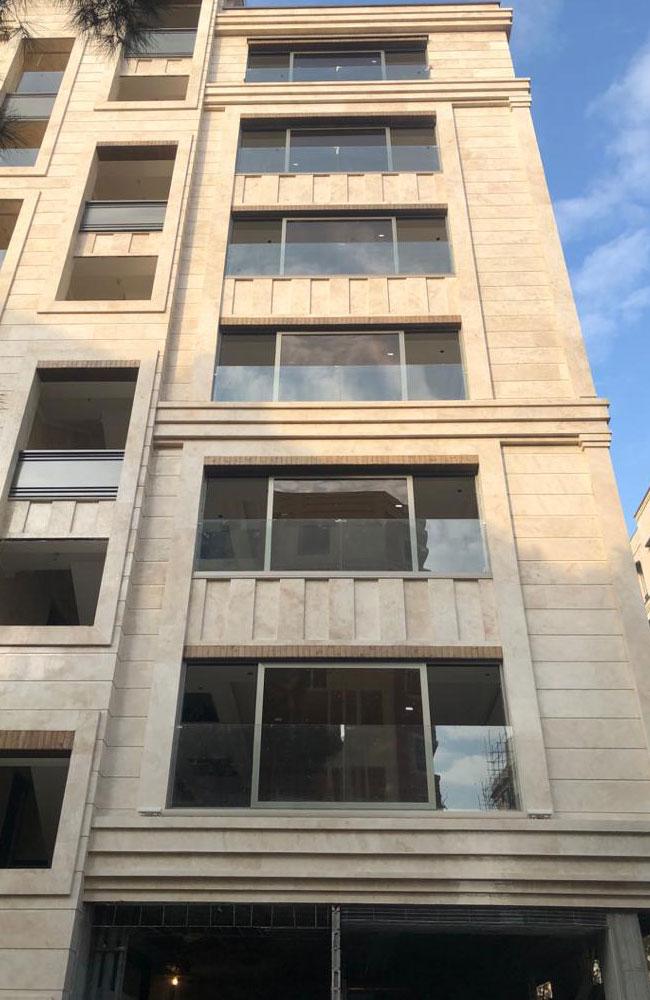 پنجره دوجداره upvc تهرانپارس