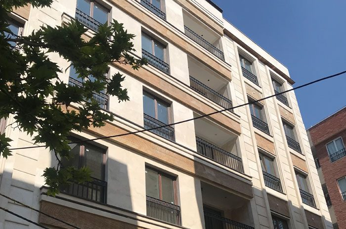 پروژه پنجره دوجداره یکرو لمینیت هروی-بنی هاشم