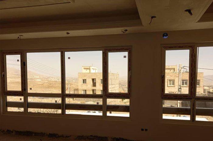 پنجره دوجداره واکا